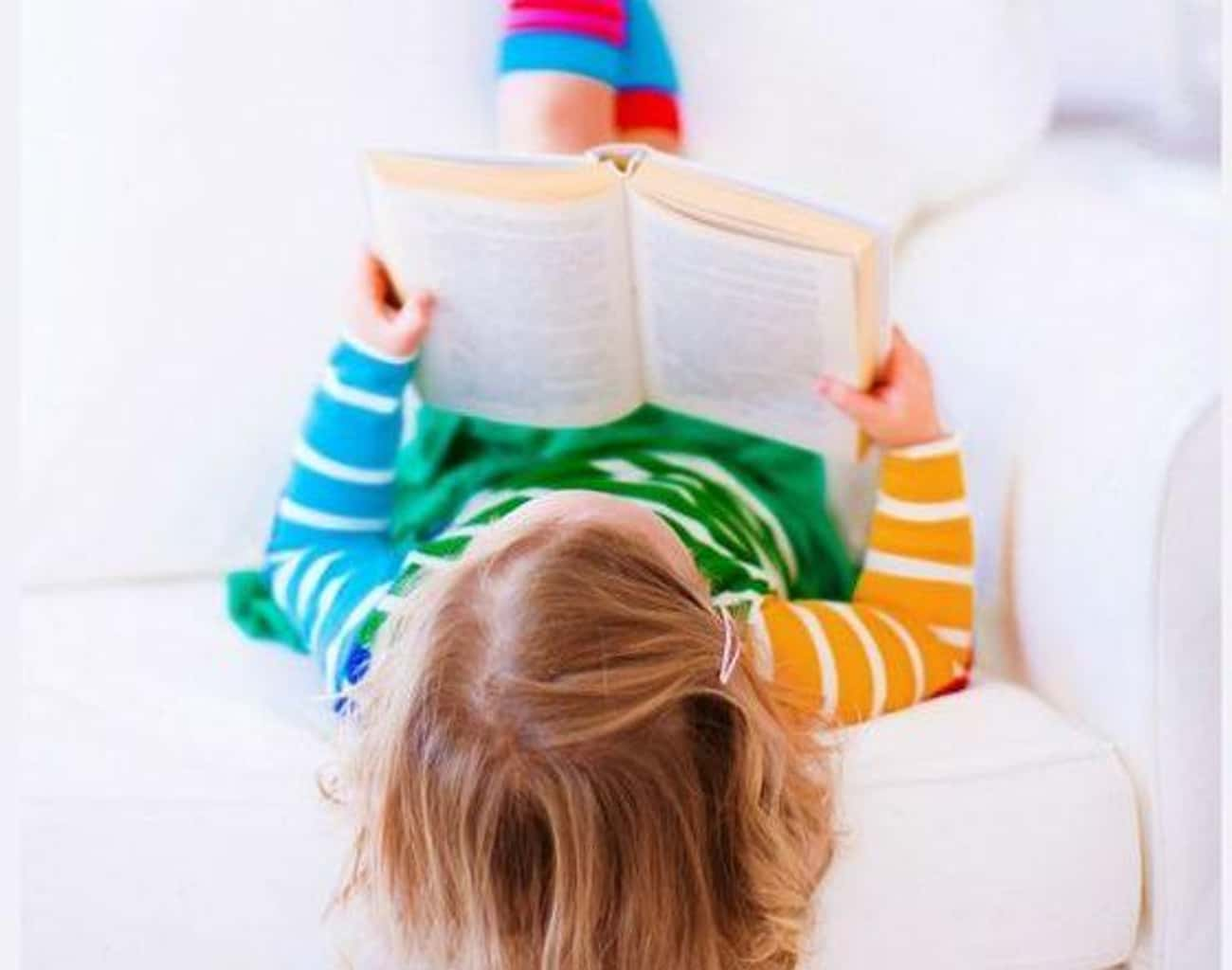 Read a Chapter Book Out Loud is listed (or ranked) 1 on the list Good Activities for 4 Year Olds