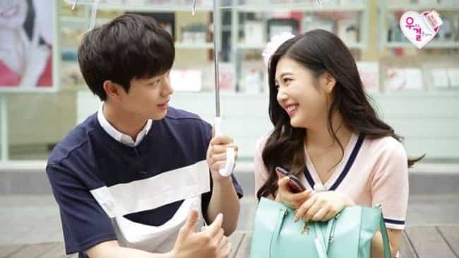 Joy & Yook Sungjae ... is listed (or ranked) 1 on the list The Best We Got Married Couples
