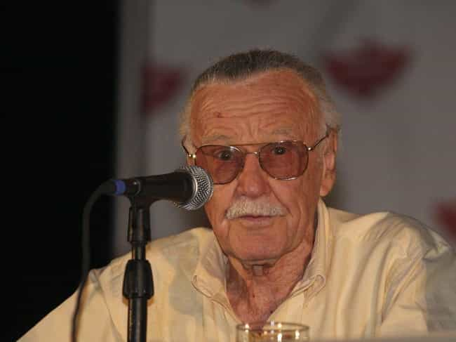 Of Course Stan Lee Makes An Ap... is listed (or ranked) 4 on the list The Coolest Easter Eggs in Deadpool