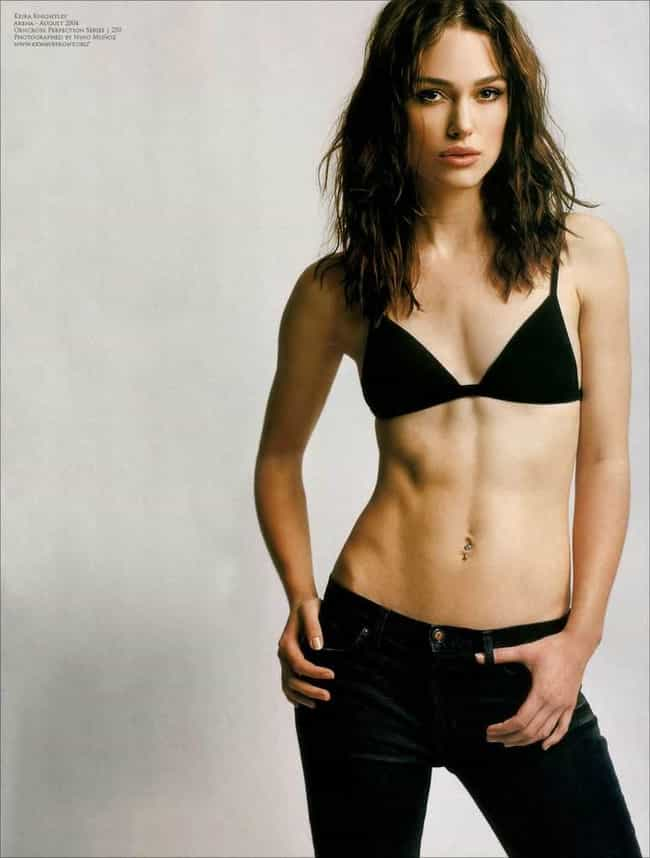 The Hottest Keira Knightley Bikini Pictures