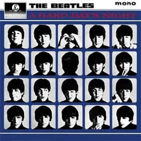 A Hard Day's Night is listed (or ranked) 24 on the list The Best Beatles Songs