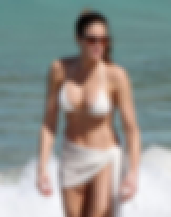 Stephanie Seymour in her white... is listed (or ranked) 4 on the list The Hottest Stephanie Seymour Bikini Pictures