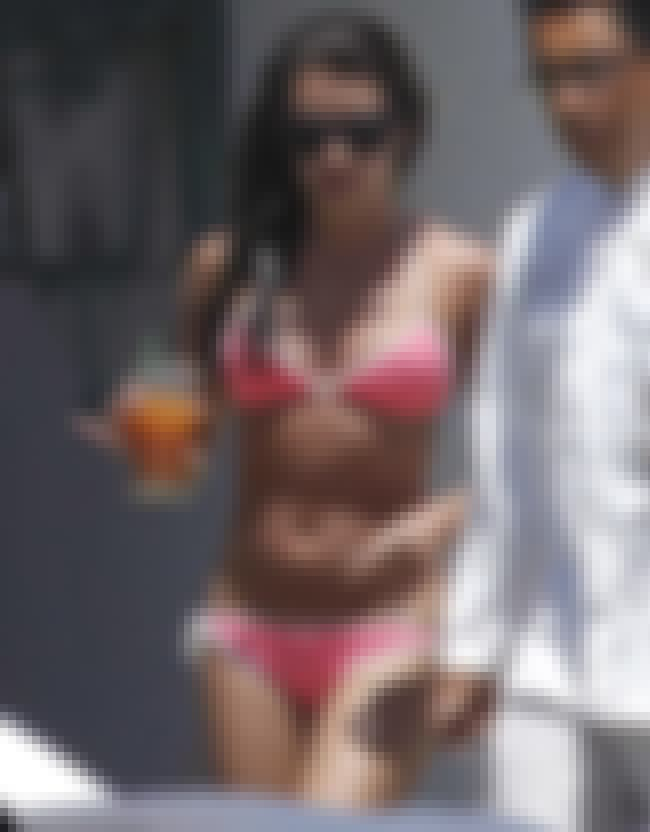 Pretty in pink is listed (or ranked) 3 on the list The Hottest Lea Michele Bikini Pictures