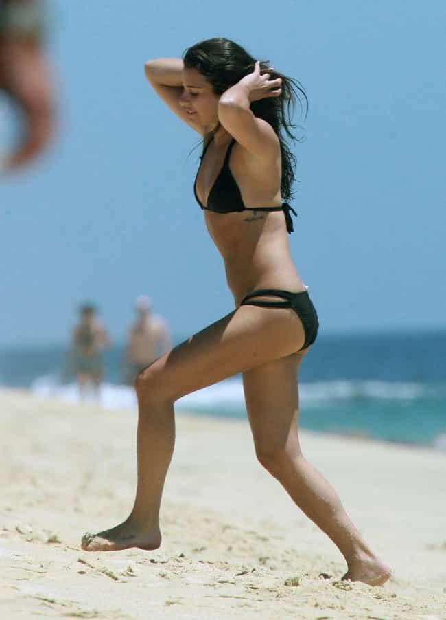 The Hottest Lea Michele Bikini Pictures