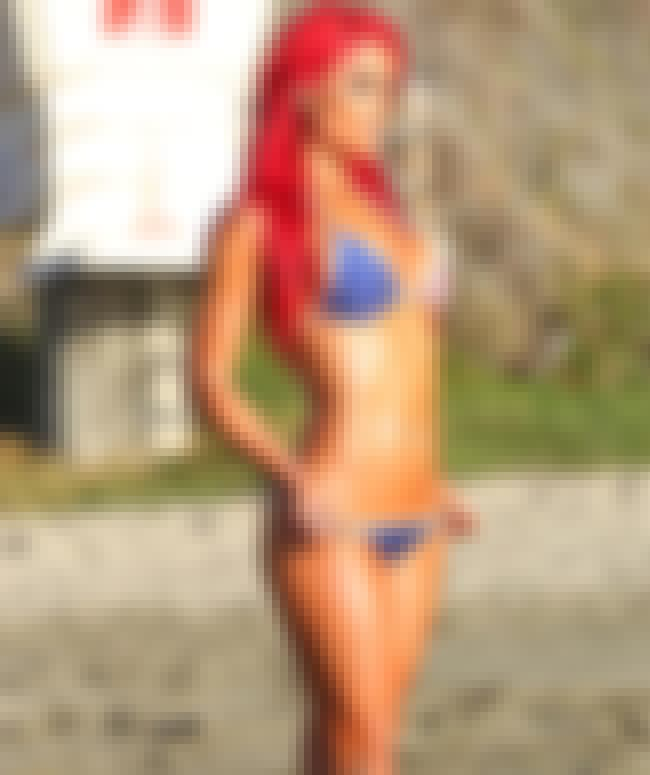 Sweet America is listed (or ranked) 3 on the list The Hottest Eva Marie Pics Ever