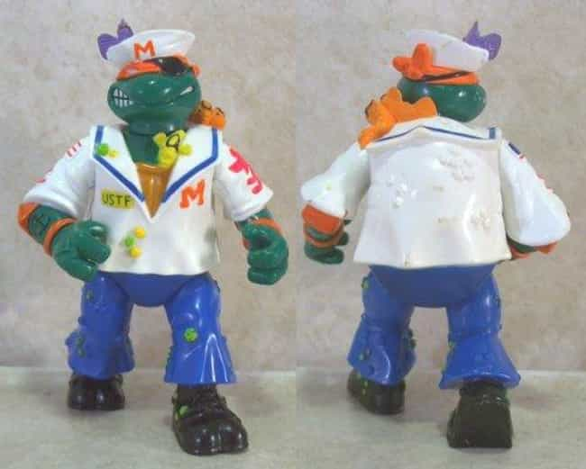 Midshipman Mike is listed (or ranked) 2 on the list The Worst Ninja Turtles Action Figures Ever Made
