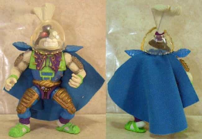 Space Usagi is listed (or ranked) 4 on the list The Worst Ninja Turtles Action Figures Ever Made