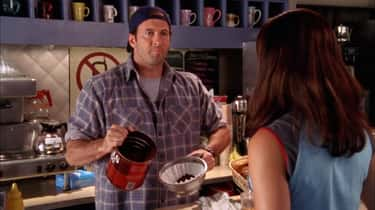 Luke gets a lovechild because  is listed (or ranked) 1 on the list The Biggest Mistakes Gilmore Girls Ever Made