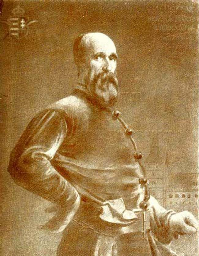 Thủ lĩnh phiến quân Hungary Gyorgy được liệt kê (hoặc xếp hạng) 10 trong danh sách Những cái chết cổ xưa kỳ lạ khủng khiếp sẽ xảy ra hôm nay