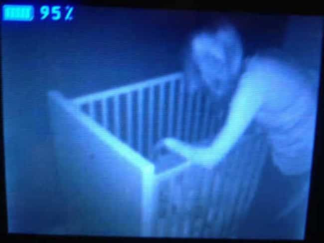 It May Not Be As Hard To Find ... is listed (or ranked) 1 on the list Super Creepy Things Accidentally Caught On Baby Monitors