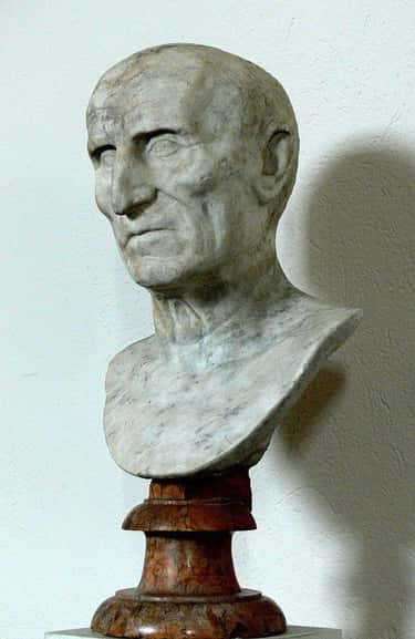 Emperor Galba's Head Was Used As A Soccer Ball
