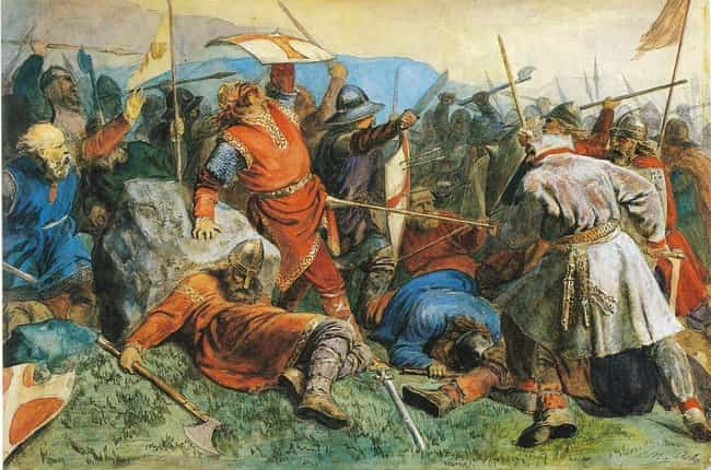 Sigurd The Mighty Was Ki... is listed (or ranked) 4 on the list Weirdly Gruesome Ancient Deaths That Wouldn't Happen Today