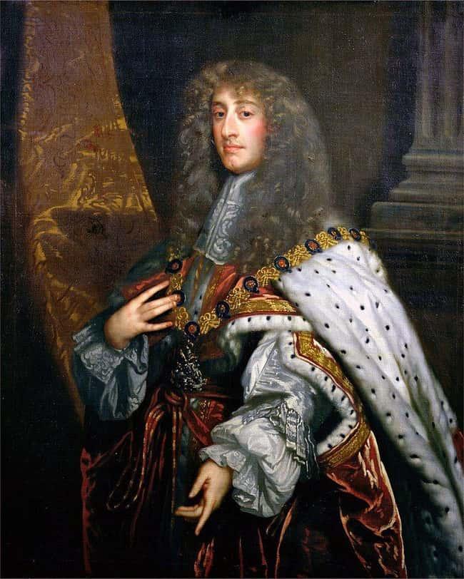 James II Of Scotland Was Blown được liệt kê (hoặc xếp hạng) 18 trong danh sách Những cái chết cổ xưa kỳ lạ khủng khiếp sẽ xảy ra hôm nay