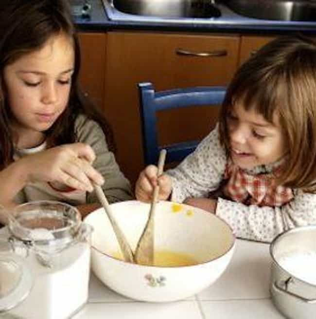 Practice Kitchen Skills ... is listed (or ranked) 1 on the list Good Activities for 5 Year Olds