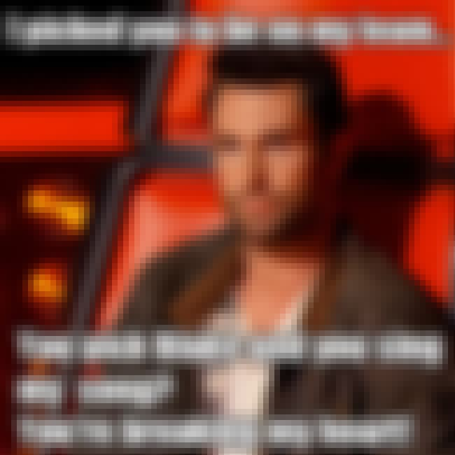 When Cassadee Shattered Adam&#... is listed (or ranked) 3 on the list Memes That All Fans of 'The Voice' Will Relate To
