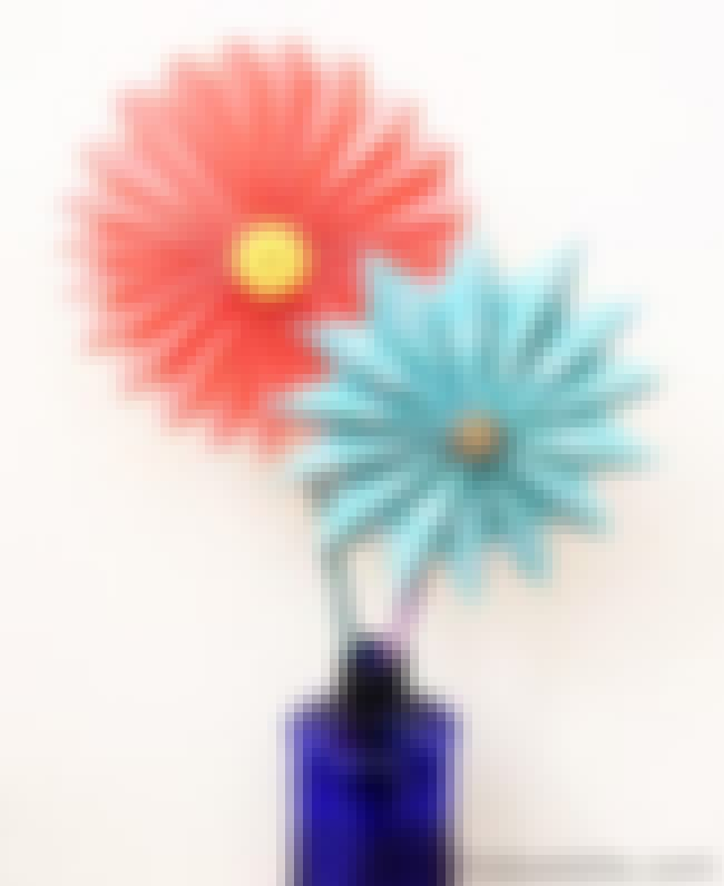 Accordion Paper Flowers is listed (or ranked) 4 on the list Good Crafts for 6 Year Olds