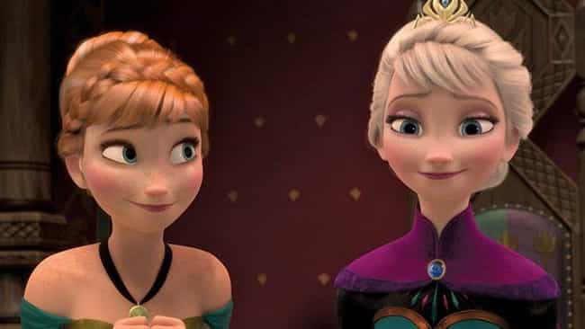 Anna And Elsa Are Rapunz... is listed (or ranked) 3 on the list Weirdly Persuasive Fan Theories About Disney Animated Movies