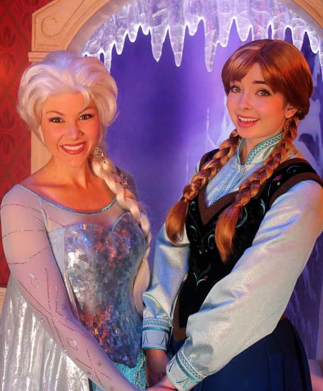 Anna And Elsa Are Rapunzel's C... is listed (or ranked) 3 on the list Disney Theories That Will Change How You Watch Your Favorite Movies