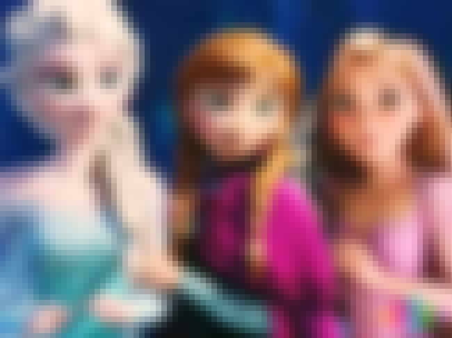 Anna and Elsa Are Rapunzel&#39... is listed (or ranked) 3 on the list Disney Theories That Will Change How You Watch Your Favorite Movies
