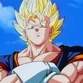 Vegito is listed (or ranked) 5 on the list The Best Dragon Ball Z Characters of All Time