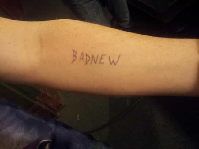 Probably the Weirdest Guy in t... is listed (or ranked) 4 on the list 33 Epic Always Sunny Tattoos That Demonstrate Value