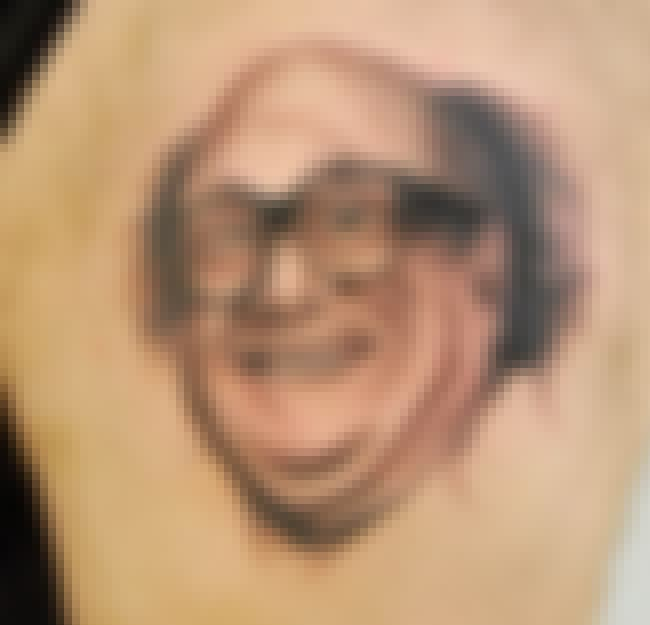 His Mind Is as Sharp as a... U... is listed (or ranked) 3 on the list 33 Epic Always Sunny Tattoos That Demonstrate Value