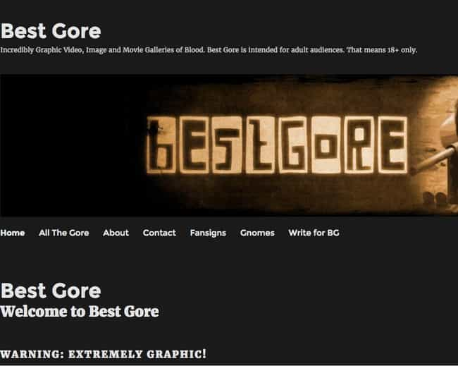 The Creepiest Websites On The Internet To Trigger You