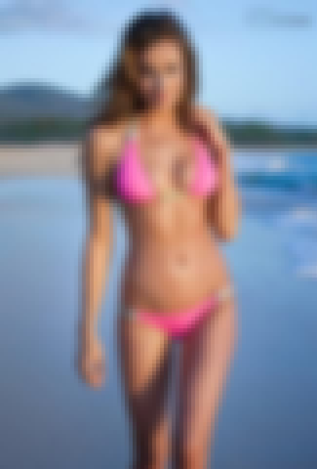 Irina Shayk in a Pink Bikini is listed (or ranked) 2 on the list The Hottest Irina Shayk Bikini Pictures