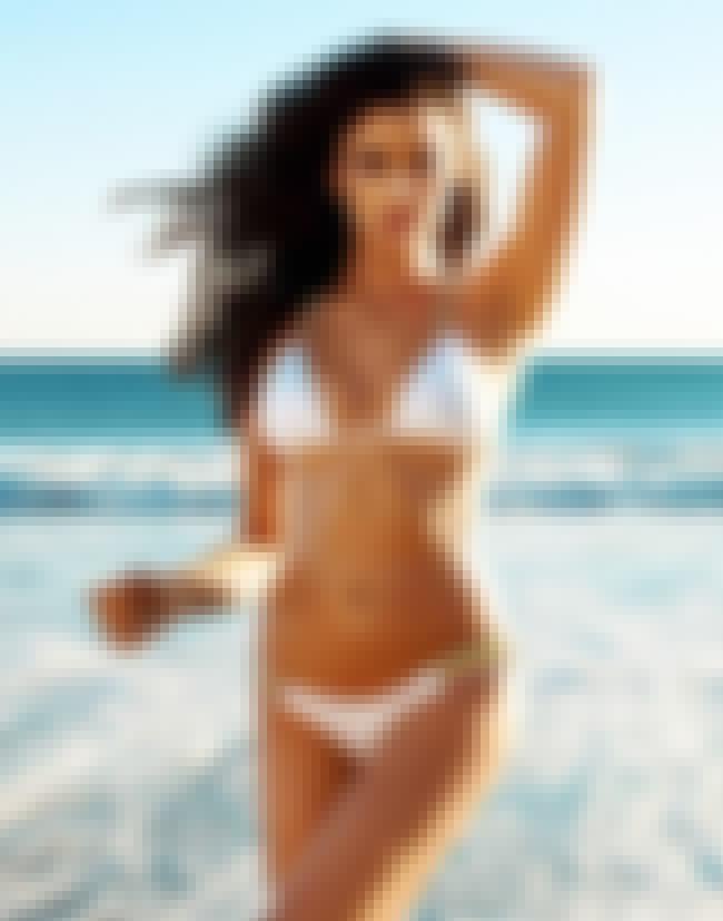 Irina Shayk's White Bikini is listed (or ranked) 3 on the list The Hottest Irina Shayk Bikini Pictures