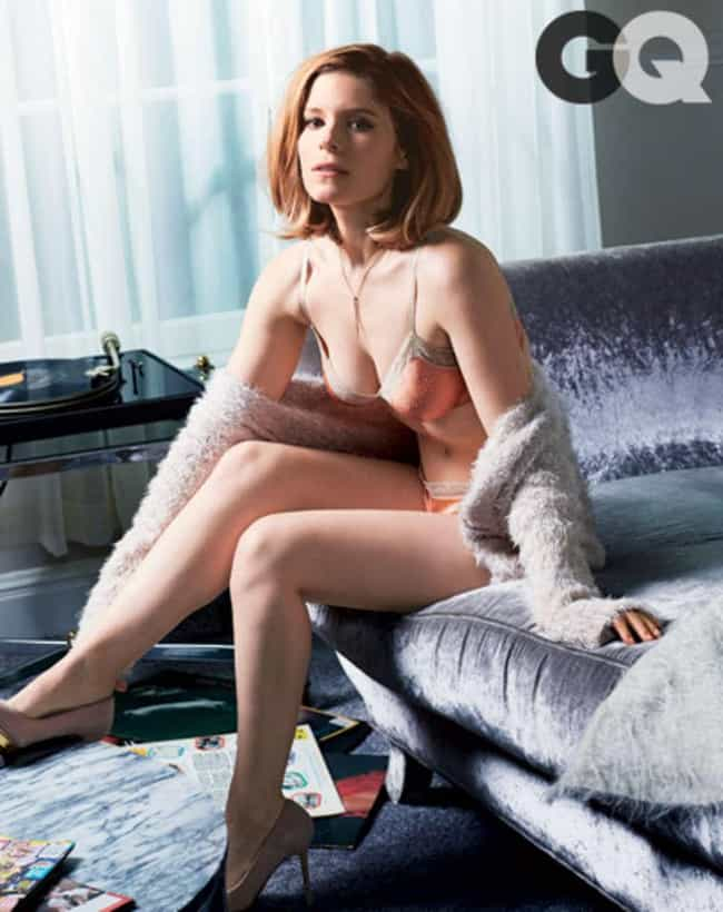 Just Woke up is listed (or ranked) 2 on the list The Hottest Kate Mara Bikini Pictures