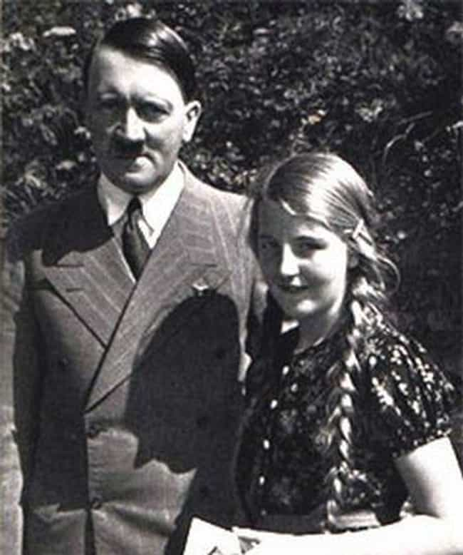 It's Possible He Had a Sex... is listed (or ranked) 4 on the list 18 Strange and Startling Facts About Hitler