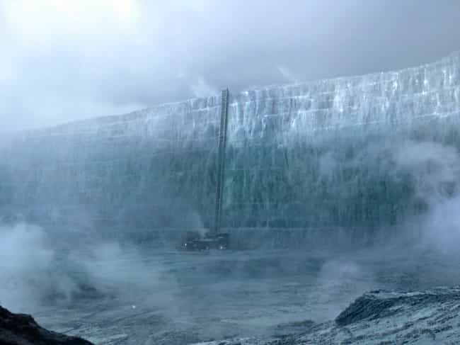 The Wall Was Built to Keep Out... is listed (or ranked) 1 on the list Key Events That Happened Before 'Game of Thrones' Even Started
