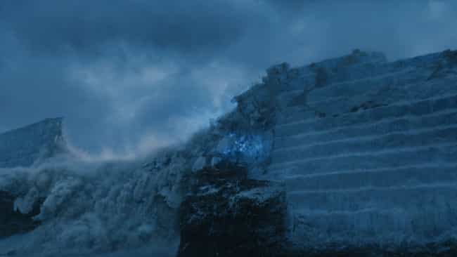 The Wall Was Built To Keep Out... is listed (or ranked) 2 on the list Key Events That Happened Before 'Game of Thrones' Even Started