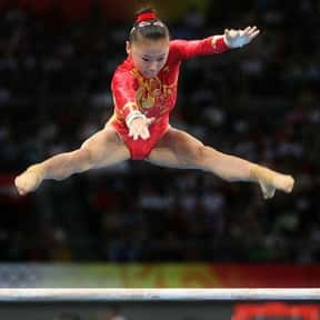 Trampolining is listed (or ranked) 22 on the list The Best Solo Sports Ever