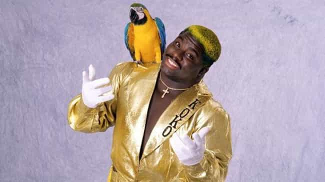 Koko B Ware is listed (or ranked) 3 on the list The Best (and Worst) Animal Based Gimmicks in Wrestling History