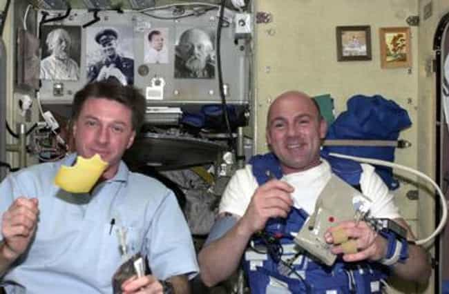 Its Crew Has Experimented on E... is listed (or ranked) 4 on the list 17 Out of This World Facts About the International Space Station