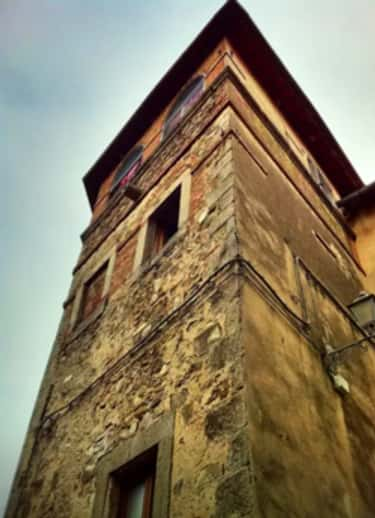 Medieval Tower Apartment: Tusc is listed (or ranked) 6 on the list Creepy Places You Can Actually Rent on Air BNB