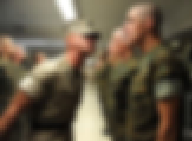 """This Recruit Envies Your ... is listed (or ranked) 1 on the list Intense Photos of Drill Instructors Yelling at Recruits"