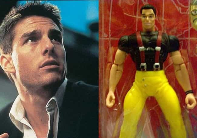 Ethan Hunt - Mission: Im... is listed (or ranked) 3 on the list 18 Tie-In Toys That Look Nothing Like Big Stars