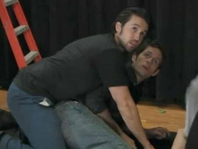 "When Mac Went a Little ""To... is listed (or ranked) 2 on the list Mac's 15 Most Unintentionally Gay Moments on Always Sunny"