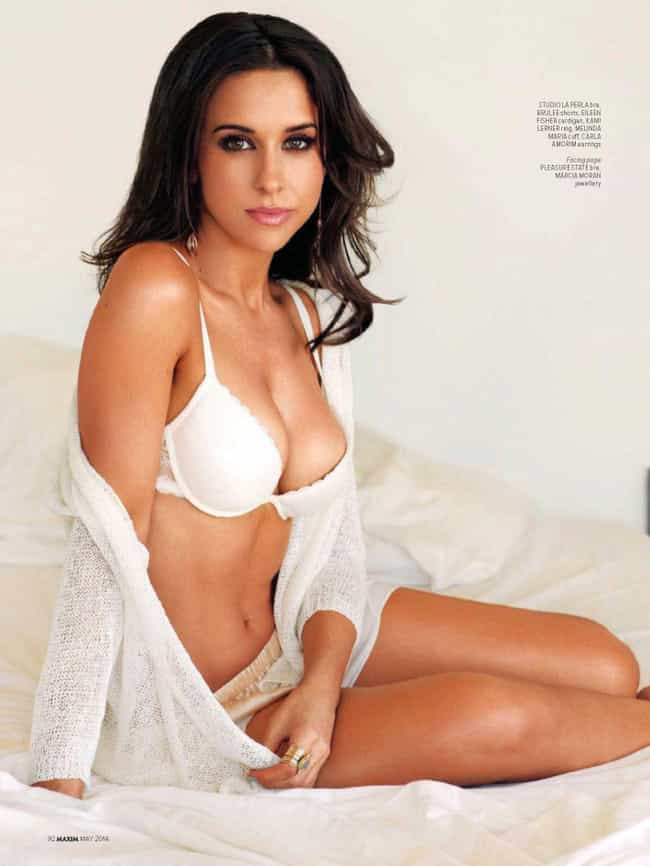 38819d75b59 Lacey Chabert in White is listed (or ranked) 1 on the list Lacey Chabert
