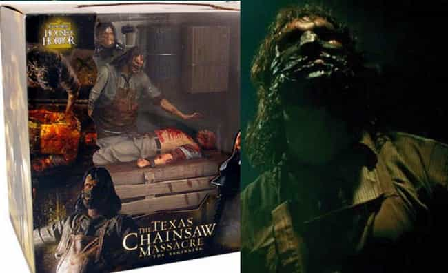 Texas Chainsaw Massacre: The B... is listed (or ranked) 4 on the list Toy Lines That Are Better Than the Movies They're Based on