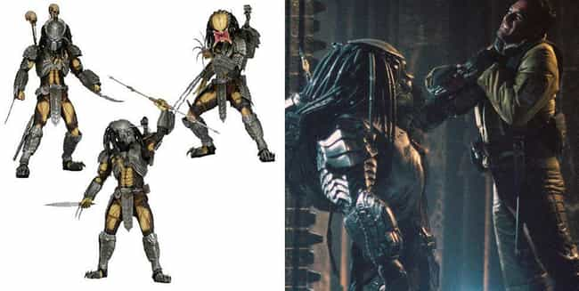 Alien vs. Predator is listed (or ranked) 1 on the list Toy Lines That Are Better Than the Movies They're Based on
