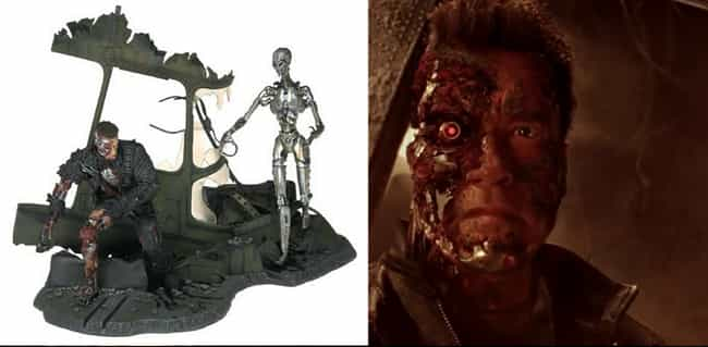 Terminator 3: Rise of th... is listed (or ranked) 3 on the list Toy Lines That Are Better Than the Movies They're Based on