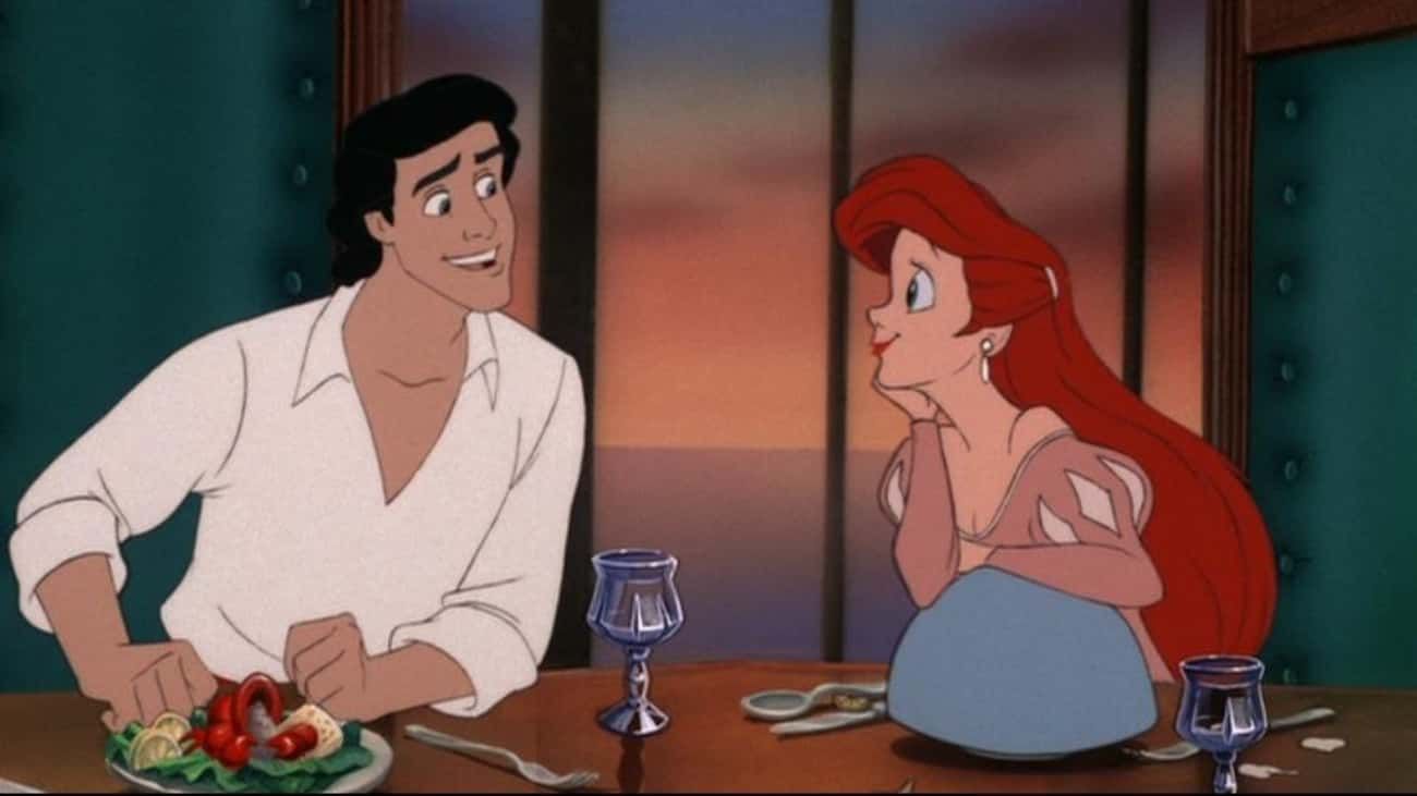 Why Is Ariel Fine with Seafood?