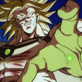 Broly is listed (or ranked) 16 on the list The Best Dragon Ball Z Characters of All Time