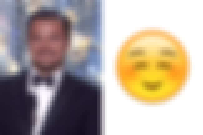 When you win an Oscar for the ... is listed (or ranked) 4 on the list Oscar Celebs Who Looked Like Emojis