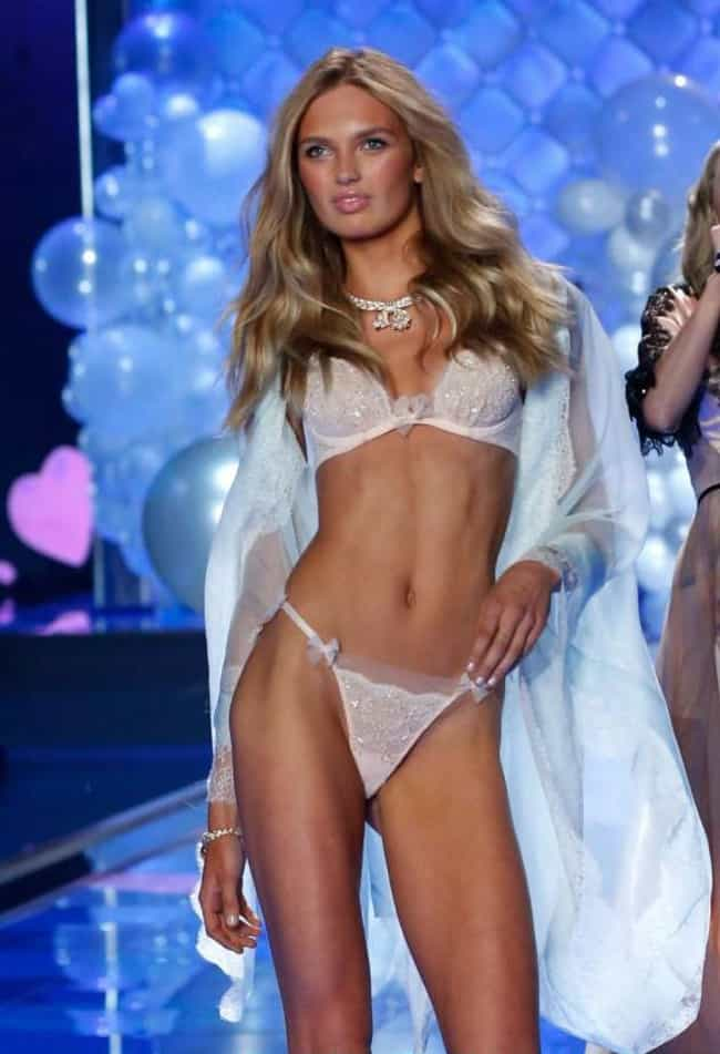 Romee Strijd is listed (or ranked) 4 on the list Every Victoria's Secret Angel Ever
