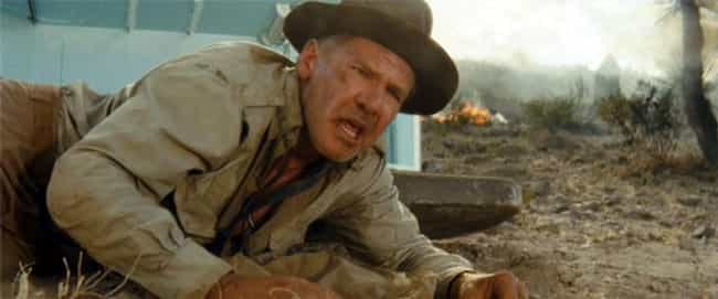 Indiana Jones Is Basical... is listed (or ranked) 2 on the list The Most Outrageous Fan Theories About Sci-Fi Movies
