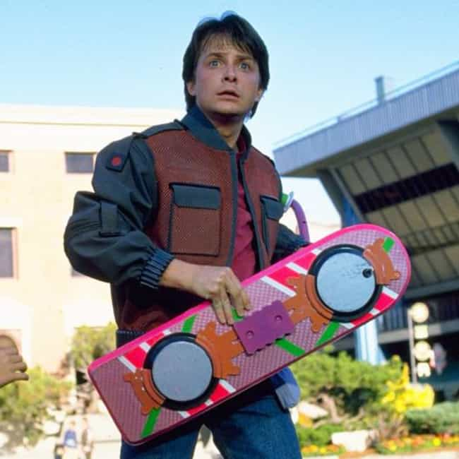 Marty McFly Died in Back to th... is listed (or ranked) 1 on the list The Most Outrageous Fan Theories About Sci-Fi Movies